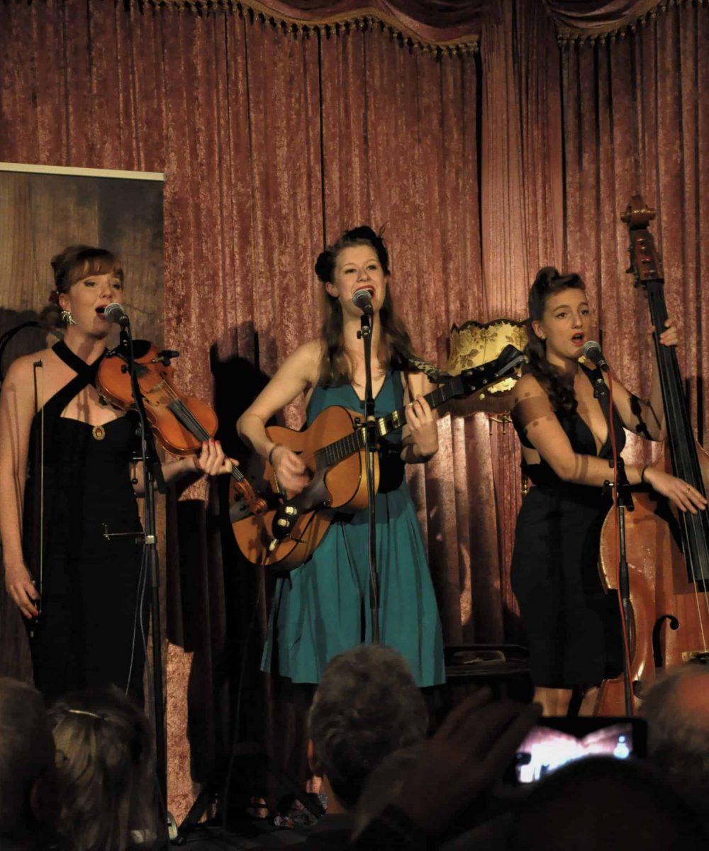 Ripspiqué Concert The Bonnie Blues
